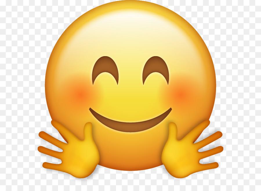 Descarga gratuita de Iphone, Emoji, Abrazo imágenes PNG
