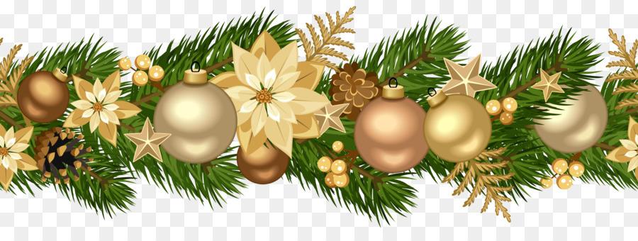 Descarga gratuita de La Navidad, Garland, Adorno De Navidad imágenes PNG