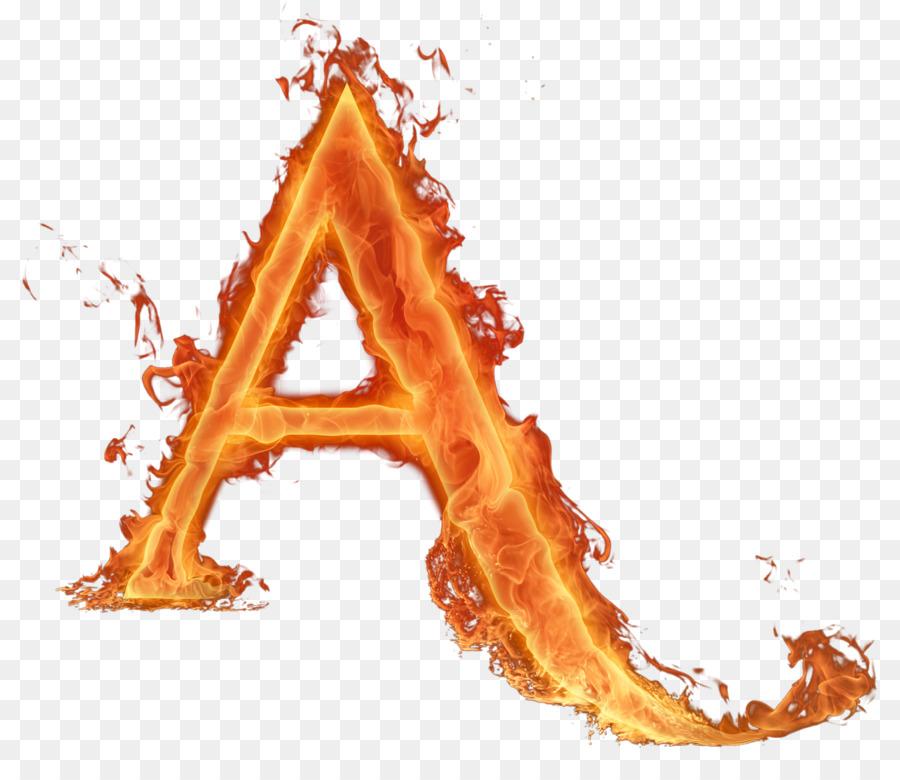Descarga gratuita de Carta, Fuego, Alfabeto imágenes PNG