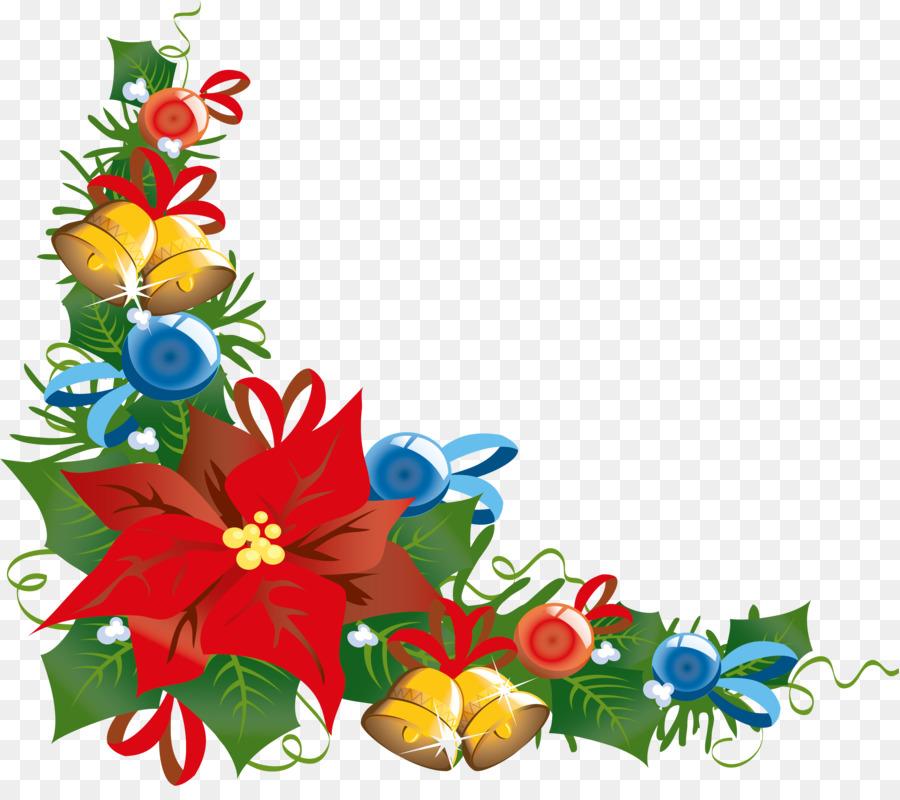 Descarga gratuita de La Navidad, La Flor De Pascua, Decoración De La Navidad imágenes PNG