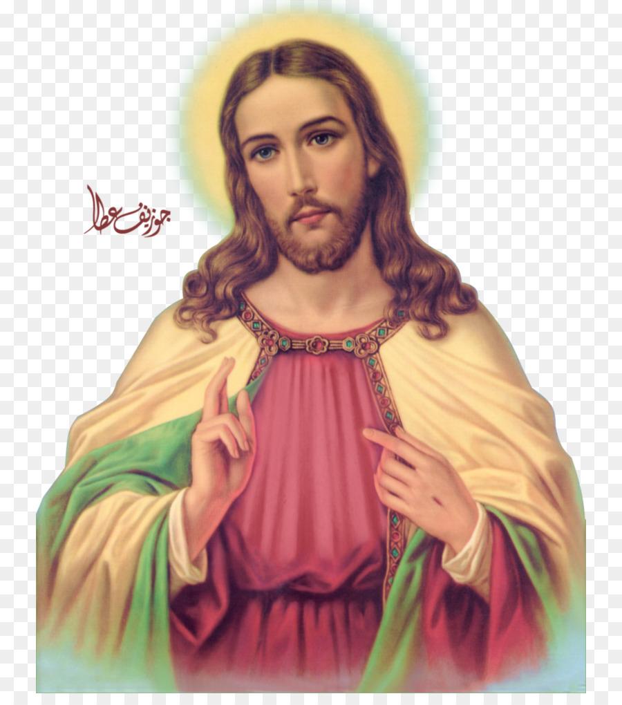 Descarga gratuita de Jesús, Sagrado Corazón, La Oración Imágen de Png