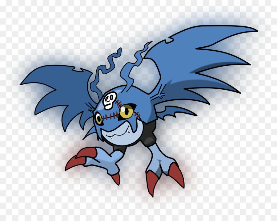 Descarga gratuita de Demidevimon, Digimon, Devimon Imágen de Png