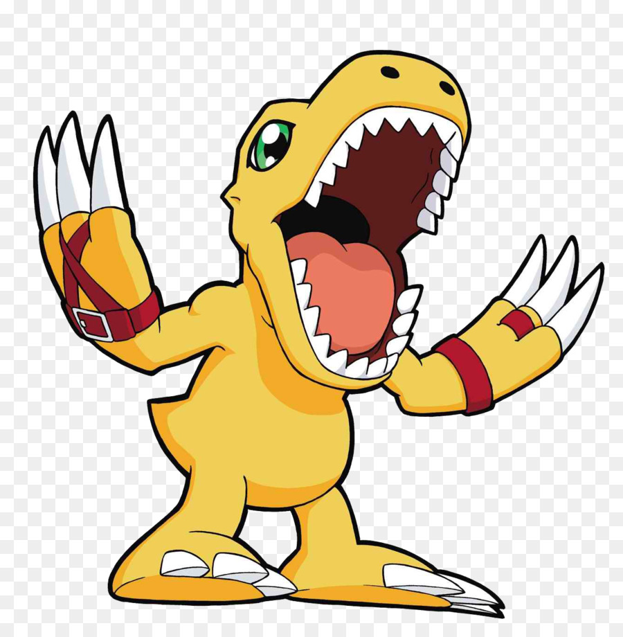 Descarga gratuita de Digimon Masters, Agumon, Guilmon Imágen de Png