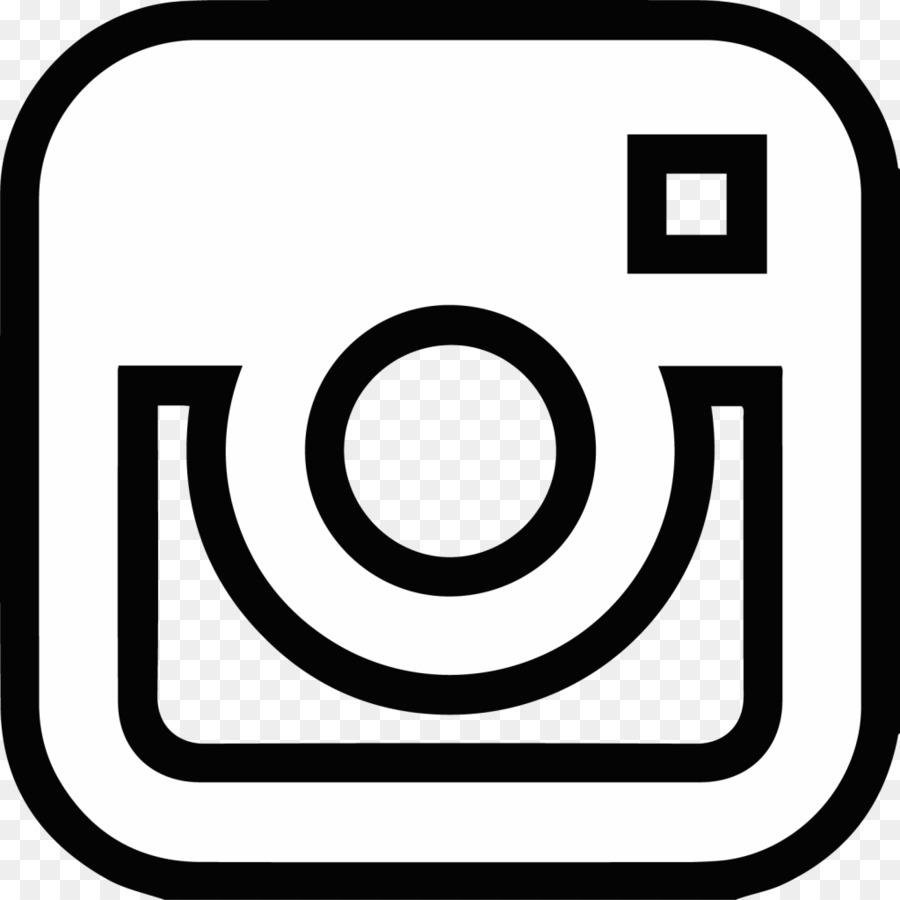Descarga gratuita de Blanco, Logotipo, Instagram imágenes PNG