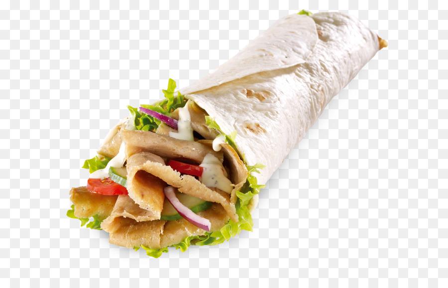 Descarga gratuita de El Doner Kebab, Envuelva, Kebab imágenes PNG