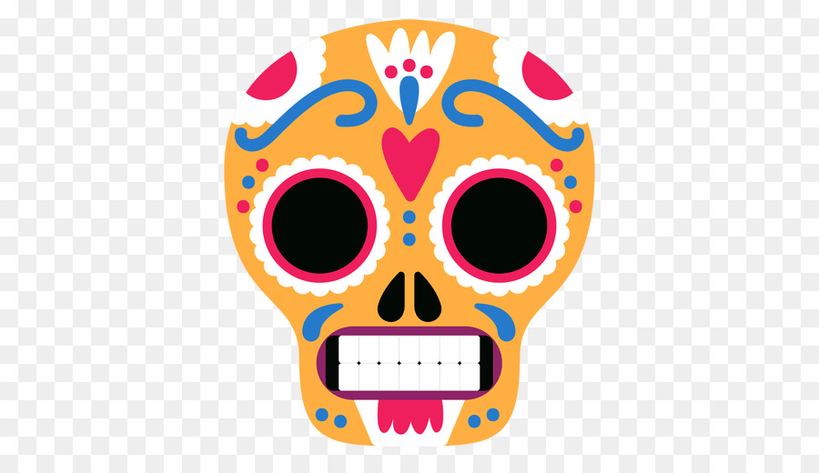 Descarga gratuita de La Ciudad De México, Cráneo, Día De Los Muertos Imágen de Png