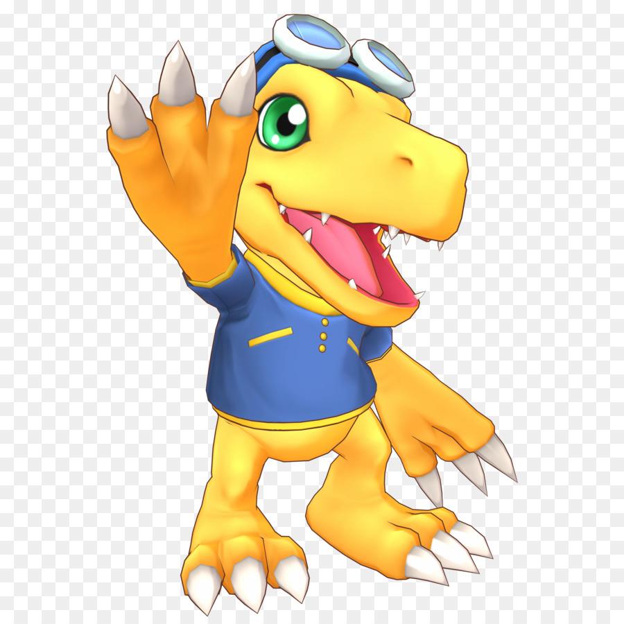 Descarga gratuita de Digimon Story Cyber Sleuth, Digimon World Siguiente Orden, Agumon Imágen de Png