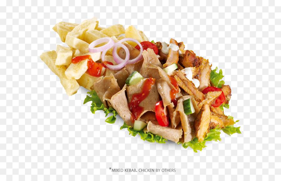 Descarga gratuita de Kebab, Papas A La Francesa, El Doner Kebab Imágen de Png
