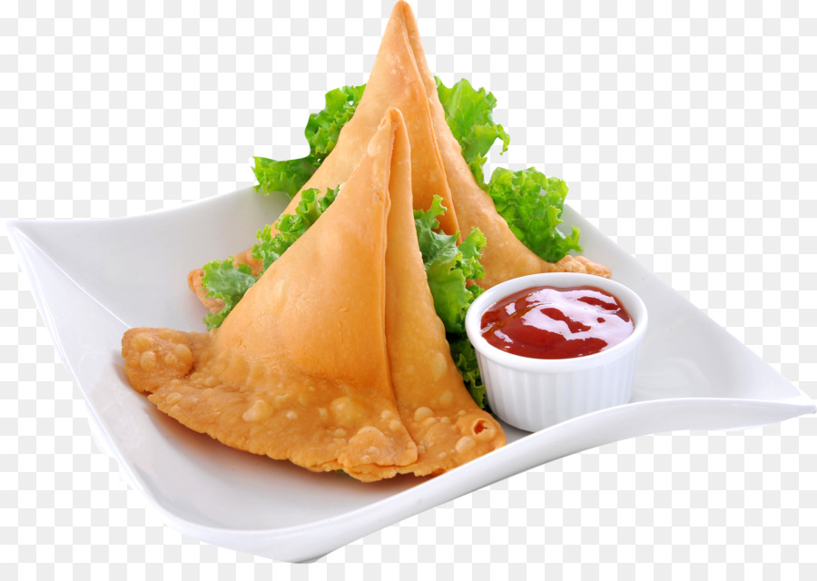 Descarga gratuita de Samosa, La Cocina India, Chaat Imágen de Png