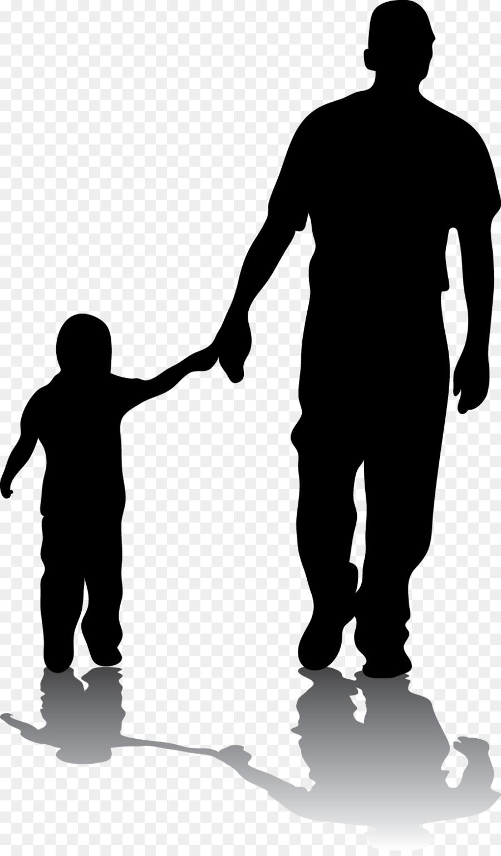 Descarga gratuita de Padre, Silueta, Hijo imágenes PNG