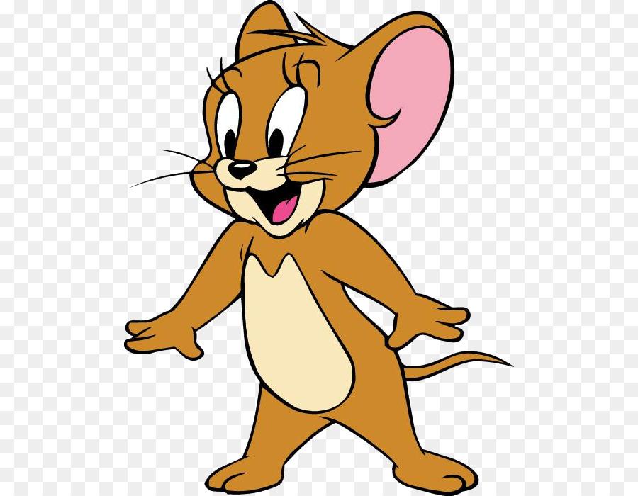 Descarga gratuita de El Ratón Jerry, Gato Tom, Ratón Imágen de Png