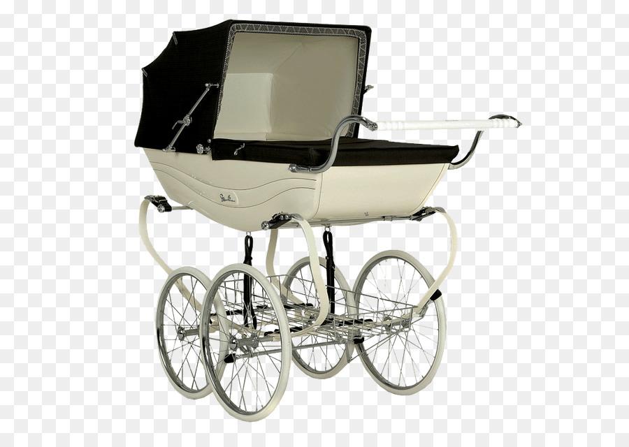 Bebé transporte cochecito de muñeca cruz de plata niño