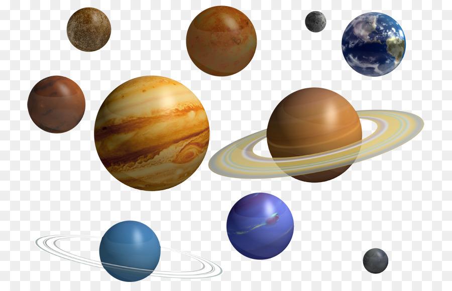 Planeta Sistema Solar Nueve Planetas Imagen Png Imagen
