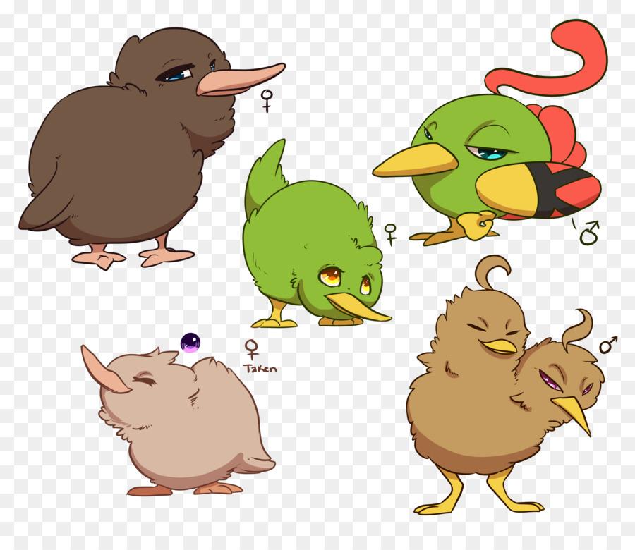 Descarga gratuita de Pájaro, Kiwi, Dibujo imágenes PNG