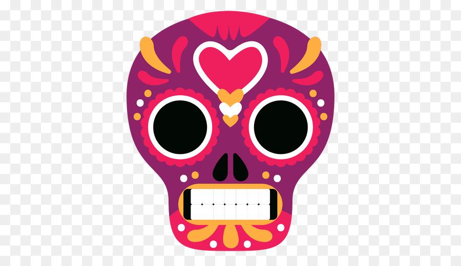 Descarga gratuita de México, Calavera, Cráneo imágenes PNG