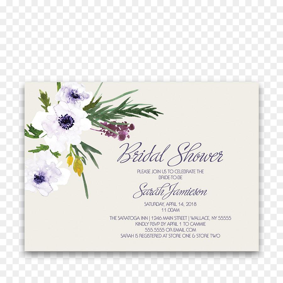 Descarga gratuita de Invitación De La Boda, Flor, Diseño Floral Imágen de Png