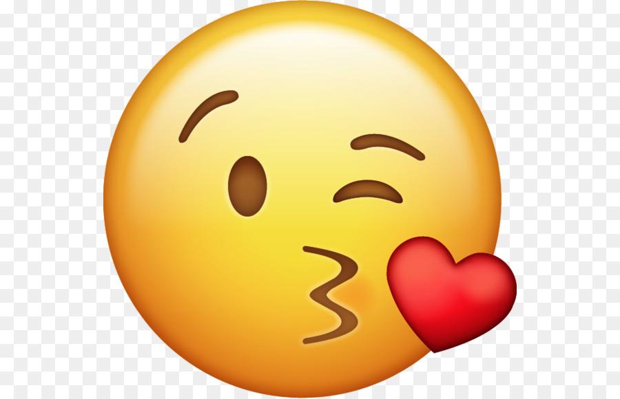 Descarga gratuita de Emoji, Beso, Icono 2 imágenes PNG