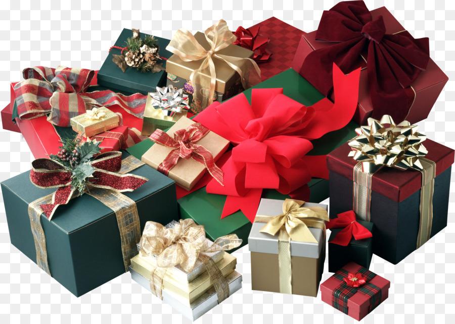 Descarga gratuita de Regalo, Santa Claus, La Navidad Imágen de Png