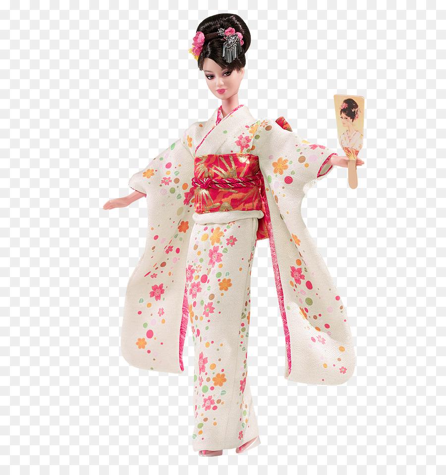Descarga gratuita de Japón, Japón Muñeca Barbie, Muñeca Barbie De 2008 imágenes PNG