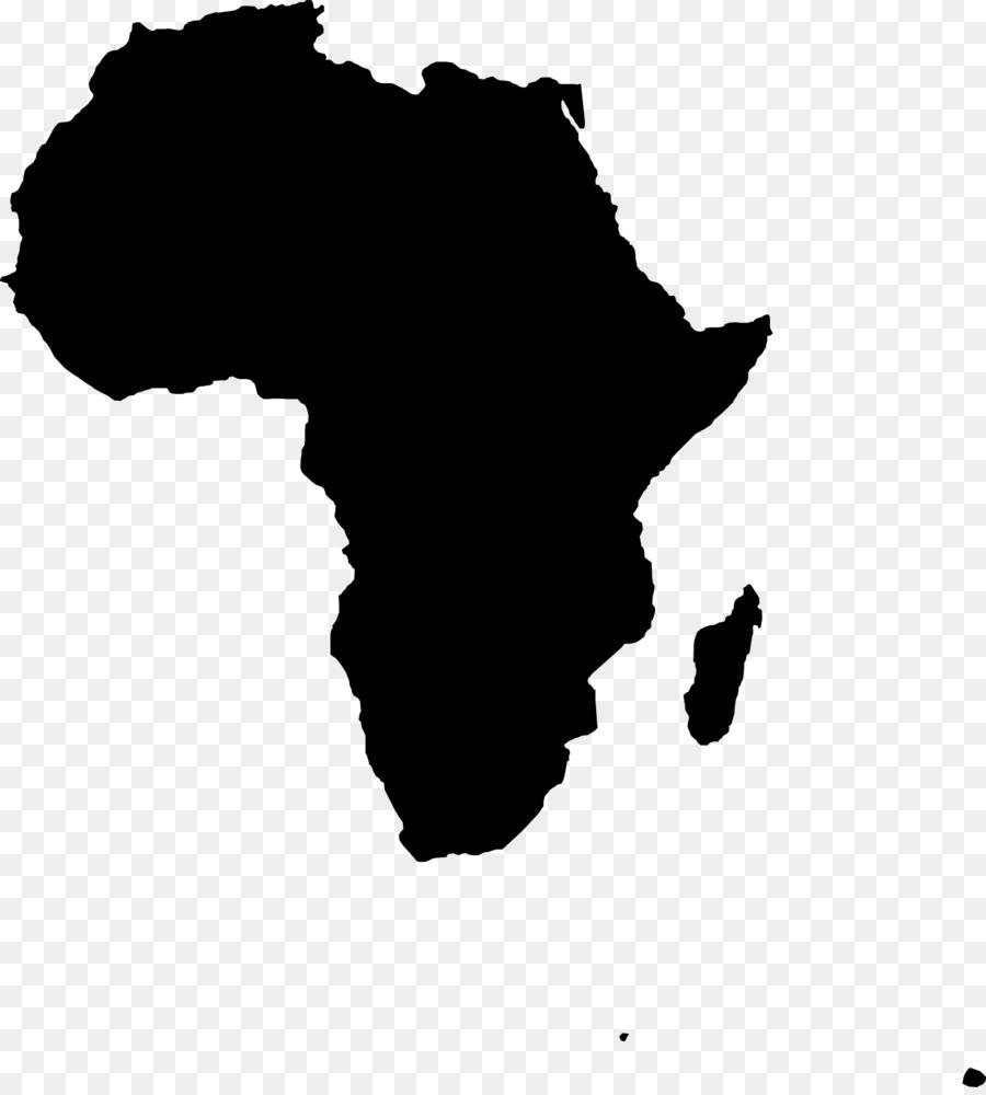 Descarga gratuita de áfrica, Mapa, Mapa Del Vector Imágen de Png