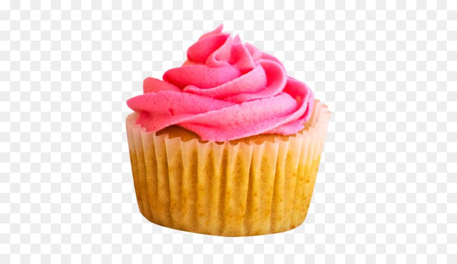 Descarga gratuita de Cupcake, Glaseado De Formación De Hielo, La Leche Imágen de Png