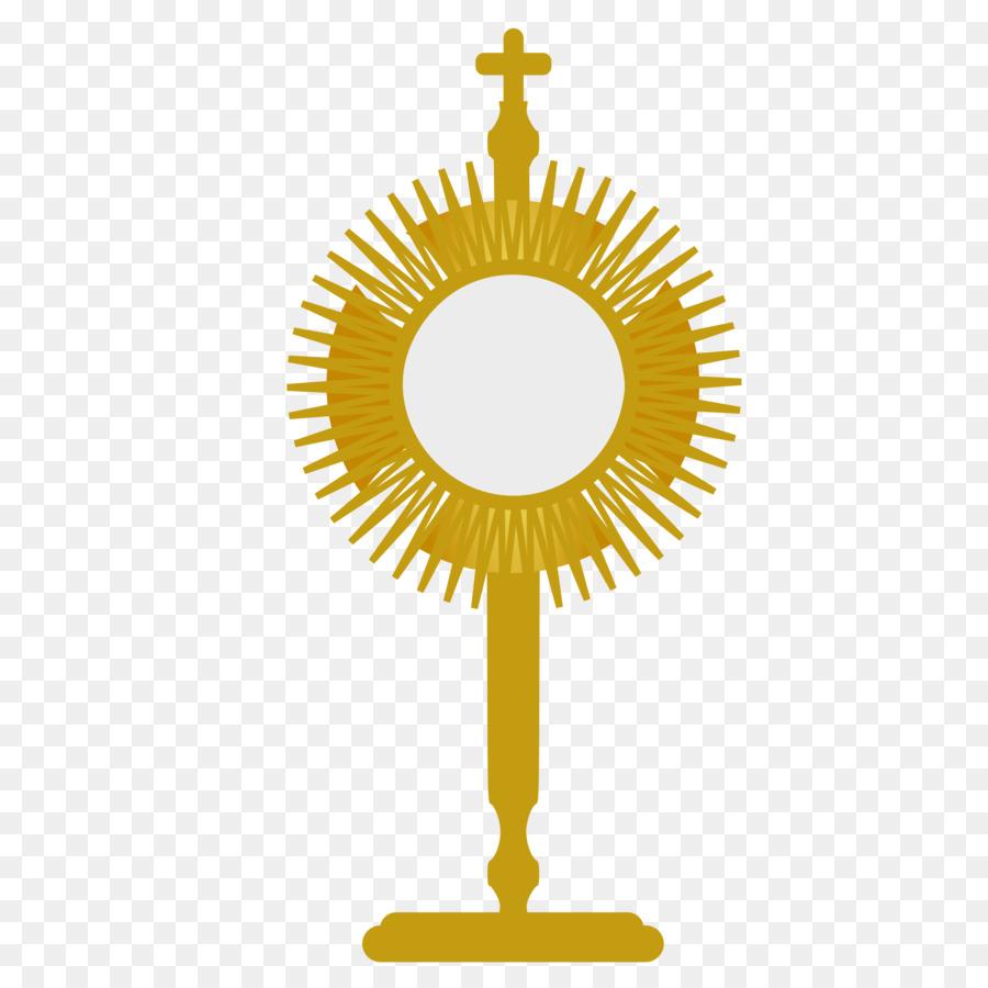 Descarga gratuita de Custodia, Eucaristía, La Primera Comunión imágenes PNG