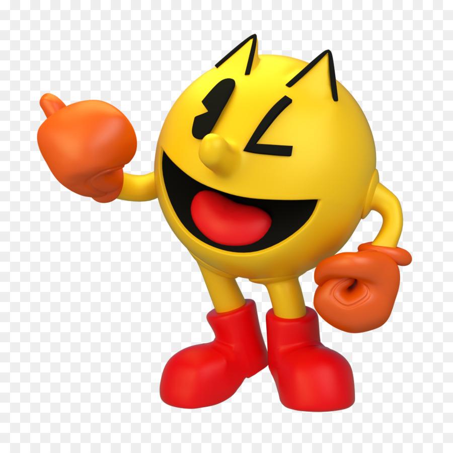 Descarga gratuita de Pacman, Super Smash Bros Para Nintendo 3ds Y Wii U, Ms Pacman imágenes PNG