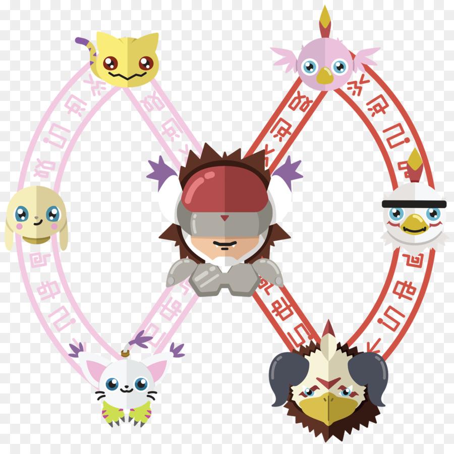Descarga gratuita de Digimon World 3, Gatomon, Patamon Imágen de Png