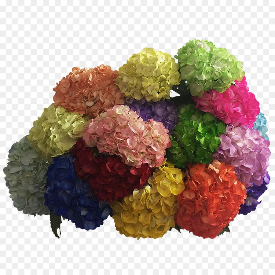 Descarga gratuita de Hortensia, Las Flores Cortadas, Flor Imágen de Png