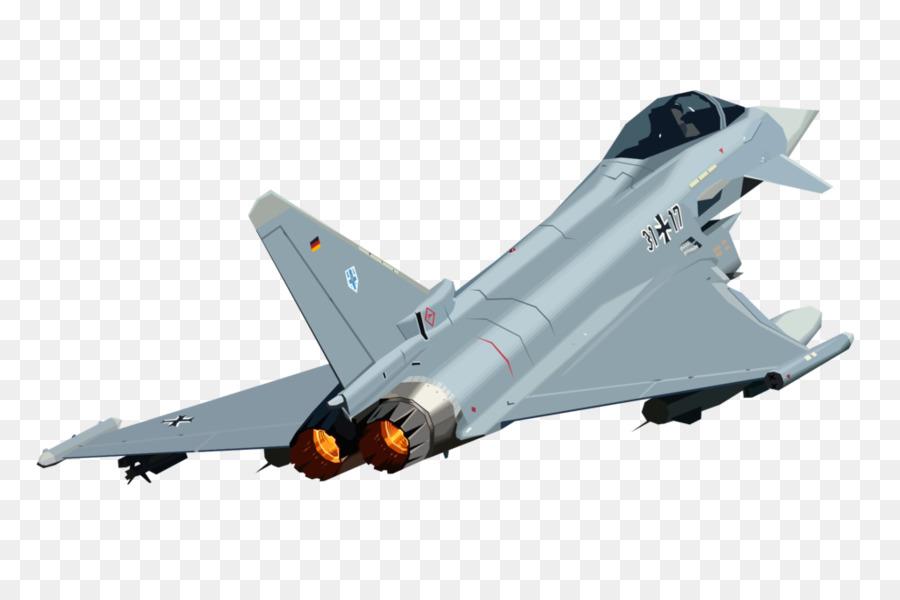 Descarga gratuita de El Eurofighter Typhoon, Aviones, Avión imágenes PNG