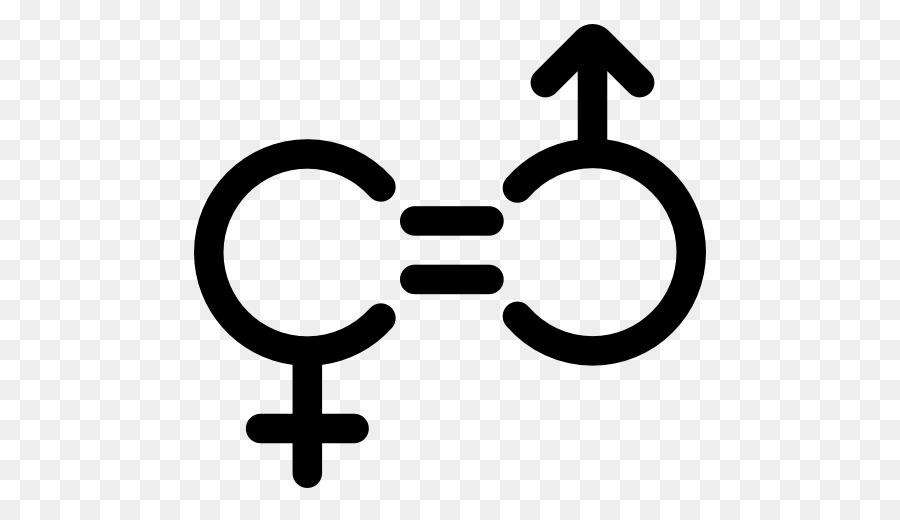 Equipo De Iconos De Mapa De Imagen: La Igualdad De Género, Género Símbolo, Iconos De Equipo