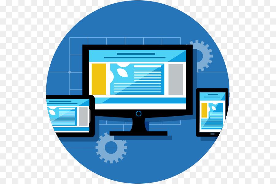 Descarga gratuita de El Diseño Web Responsivo, Desarrollo Web, El Marketing Digital imágenes PNG