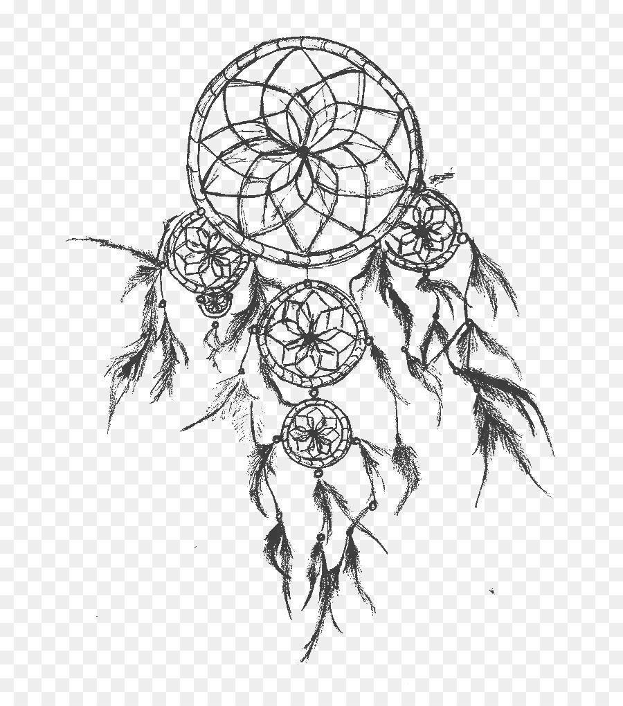 Descarga gratuita de Tatuaje, Atrapasueños, Dibujo Imágen de Png
