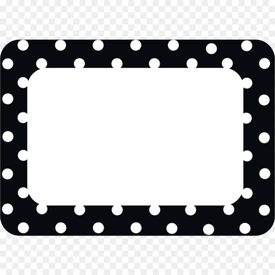 Descarga gratuita de Etiqueta De Nombre, Polka Dot, Etiqueta Imágen de Png