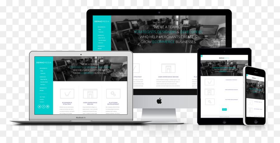 Descarga gratuita de El Diseño Web Responsivo, Desarrollo Web, Diseño Web Imágen de Png