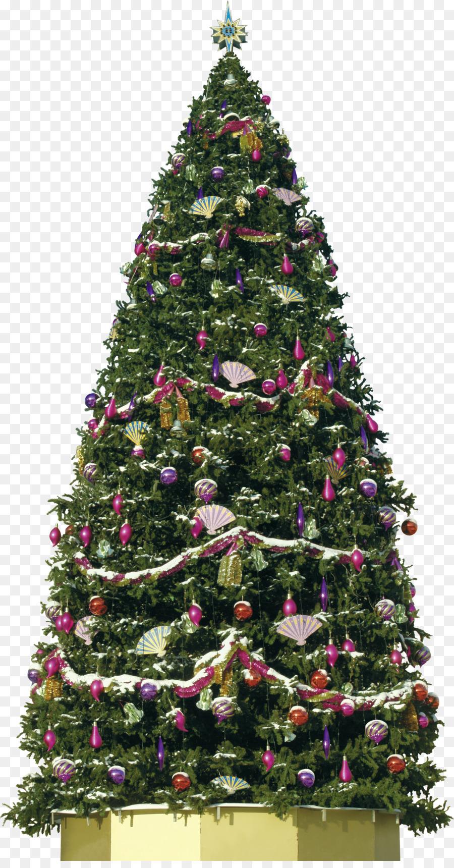 Descarga gratuita de árbol De Navidad, La Navidad, árbol De Año Nuevo Imágen de Png
