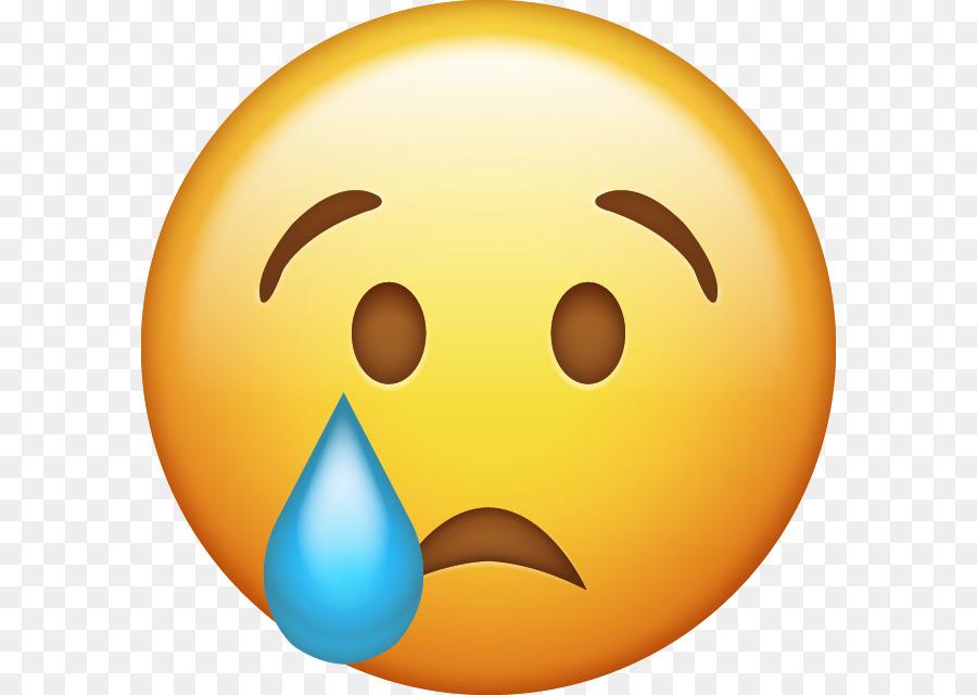 Descarga gratuita de Emoji, Cara Con Lágrimas De Alegría Emoji, Llorando Imágen de Png