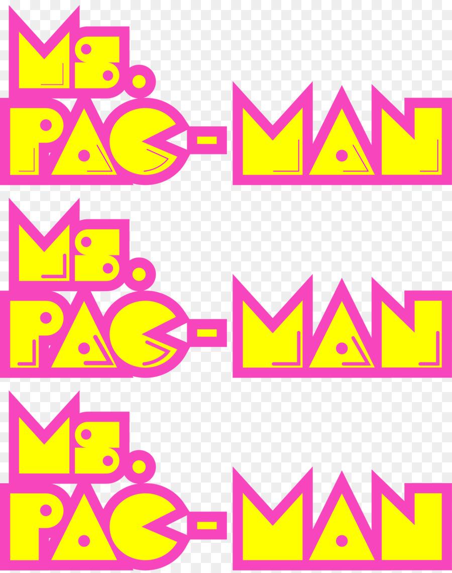 Descarga gratuita de Pacman, Ms Pacman, Jr Pacman imágenes PNG