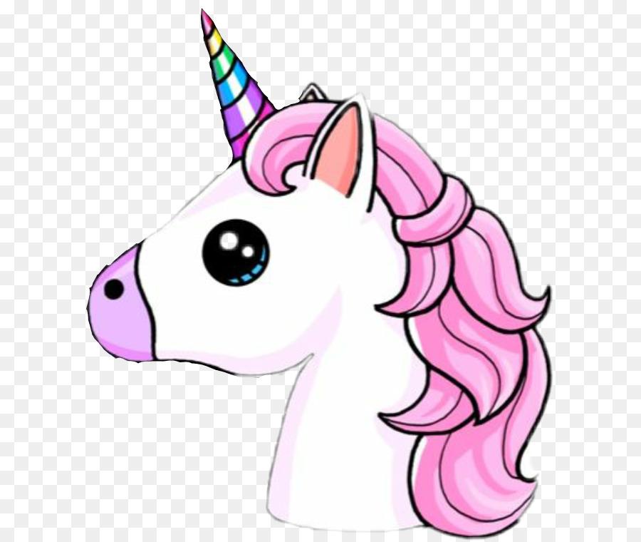 Descarga gratuita de Unicornio, Etiqueta Engomada De La, Papel imágenes PNG