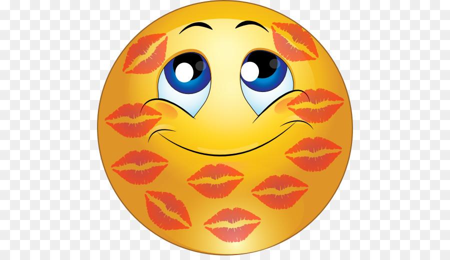Descarga gratuita de Smiley, Emoticon, Beso imágenes PNG