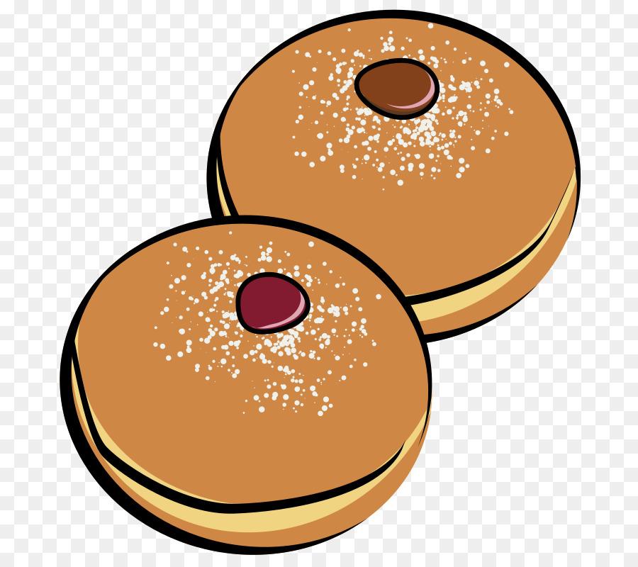 Descarga gratuita de Sufganiyah, Donuts, Hanukkah Imágen de Png