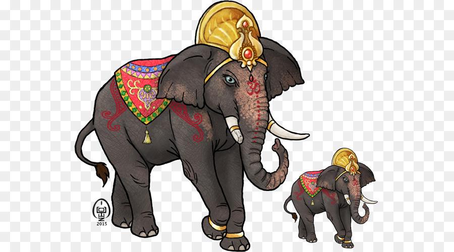 Descarga gratuita de Ganesha, Elefante Indio, Elefante Imágen de Png