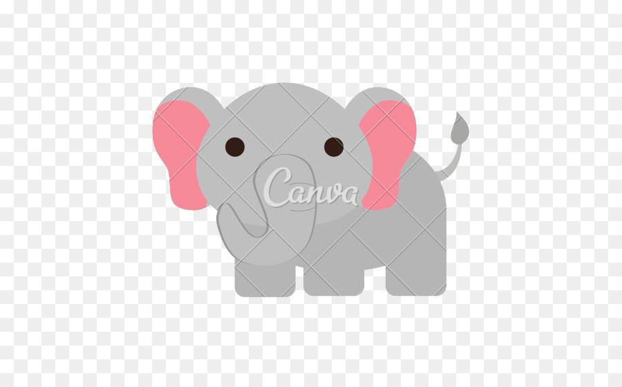 Descarga gratuita de El Elefante Africano, Elefante, Elefante Indio Imágen de Png