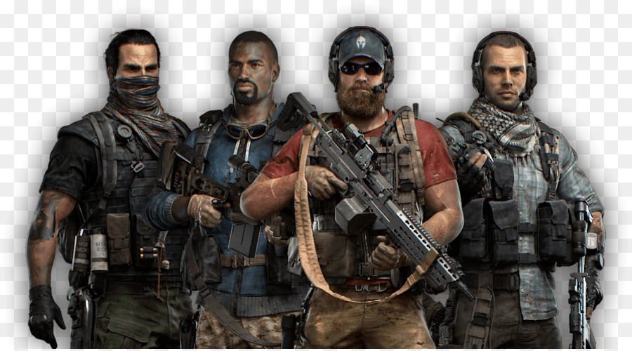 Descarga gratuita de Tom Clancys Ghost Recon Wildlands, Playstation 4, Tom Clancys Ghost Recon Predator imágenes PNG