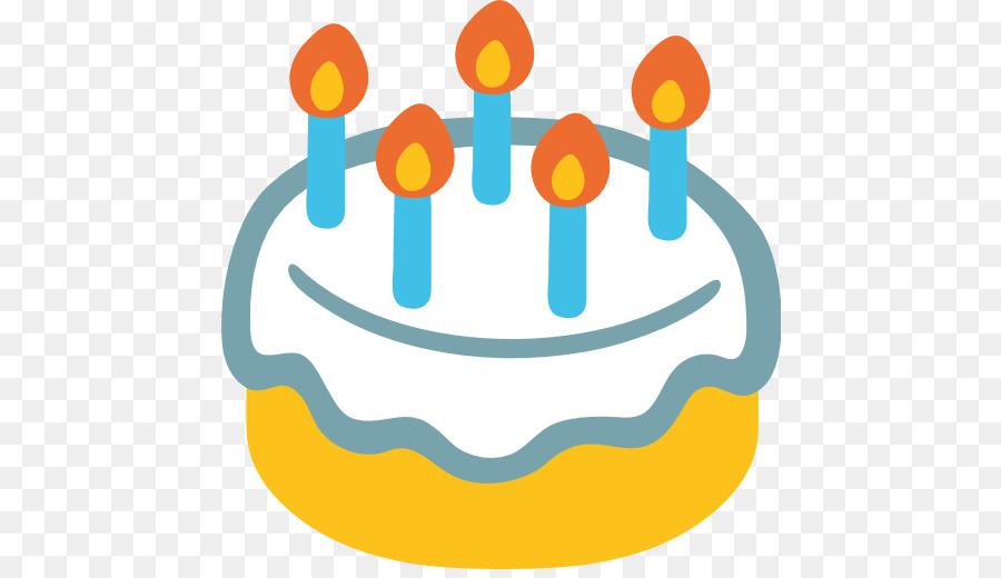 Descarga gratuita de Pastel De Cumpleaños, Emoji, Cumpleaños Imágen de Png