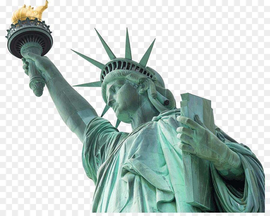 Descarga gratuita de Estatua De La Libertad, Estatua, La Isla De Ellis imágenes PNG