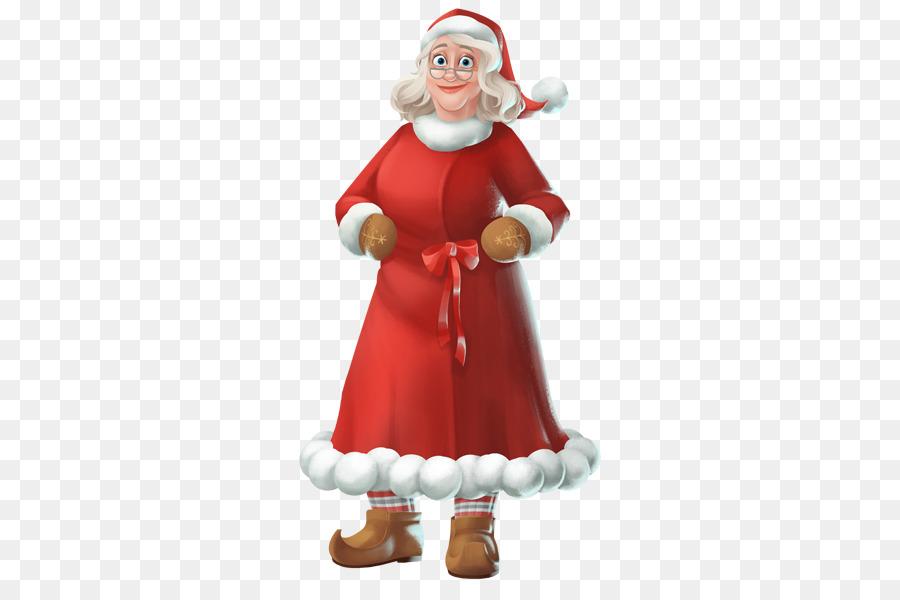Descarga gratuita de Santa Claus, La Señora Claus, Korvatunturi Imágen de Png