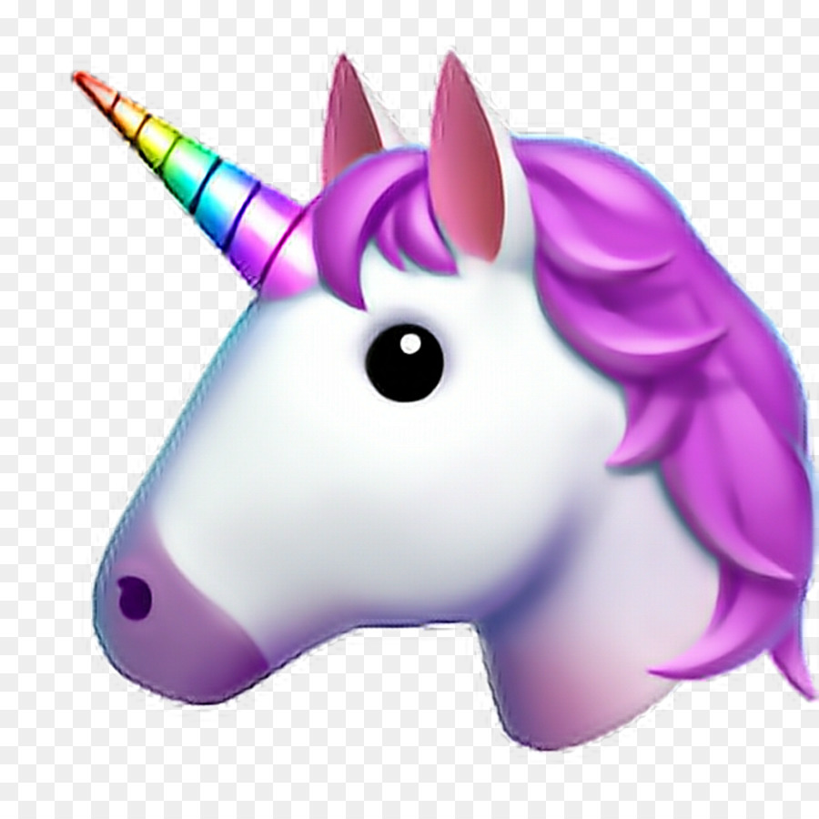 Descarga gratuita de Emoji, Unicornio, Etiqueta Engomada De La imágenes PNG