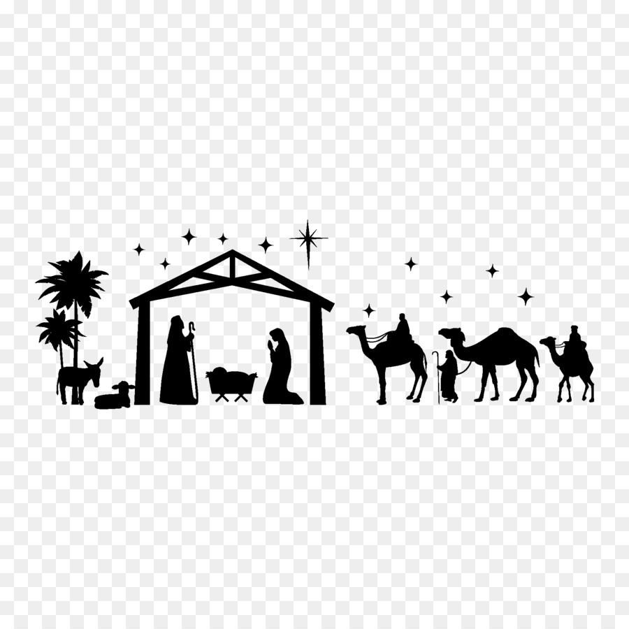 Descarga gratuita de Escena De La Natividad, Pesebre, Natividad De Jesús Imágen de Png