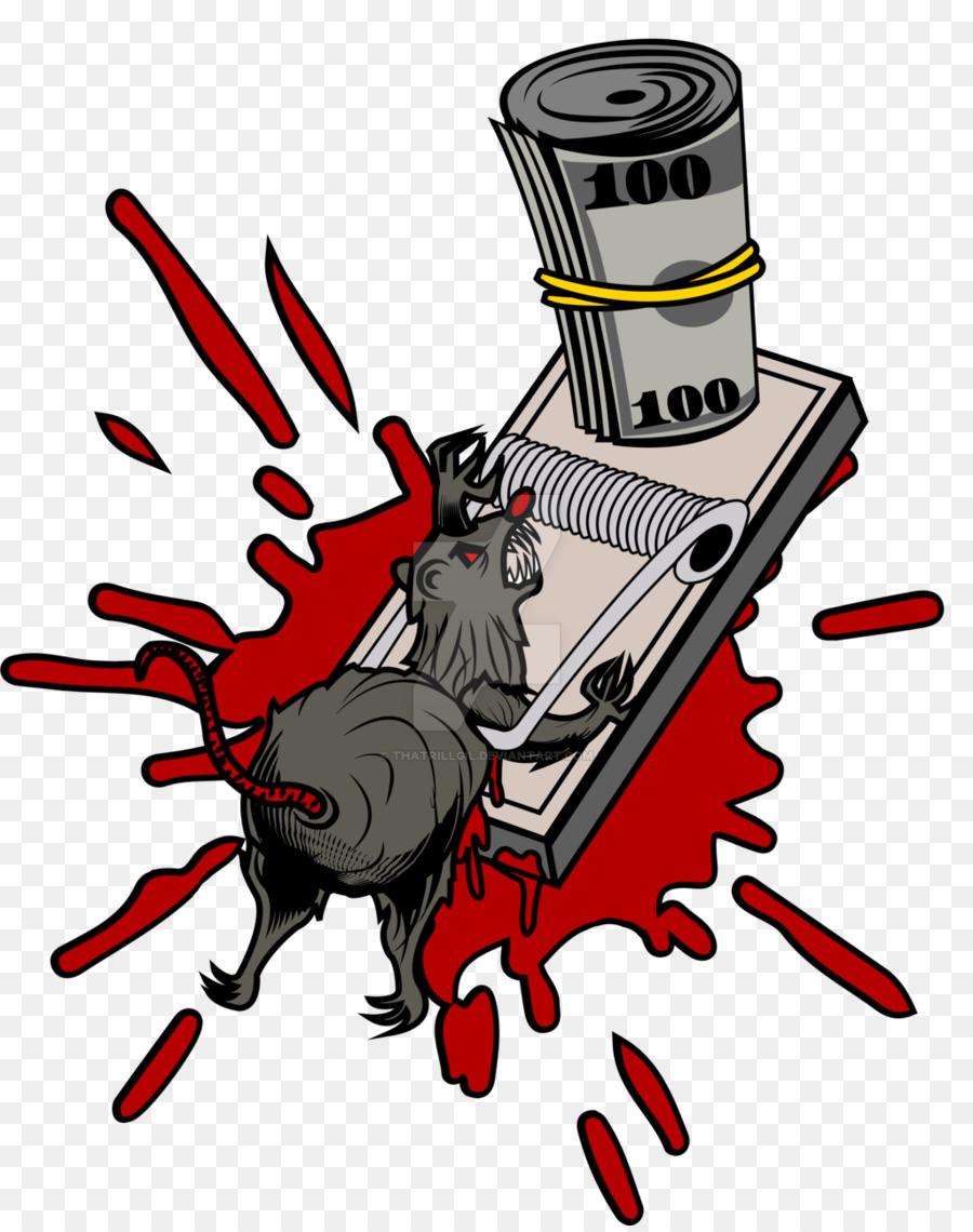 Descarga gratuita de Rata, Rata Trampa, La Interceptación De Imágen de Png